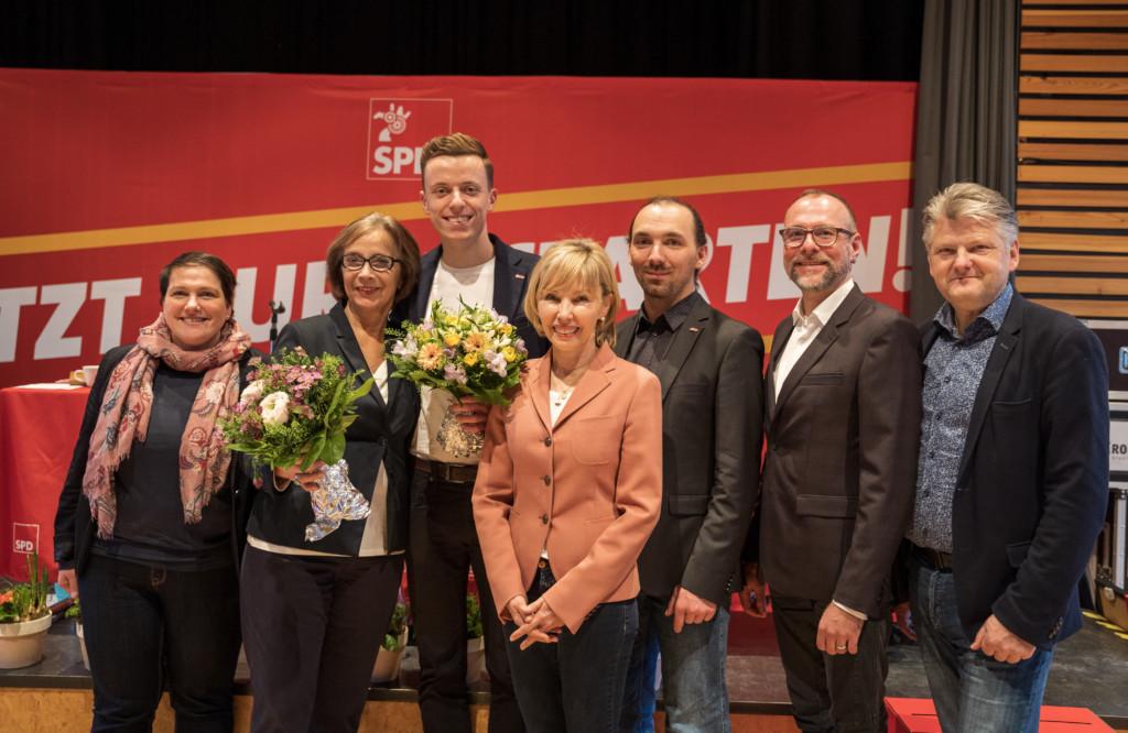 SPD STV Vorstand