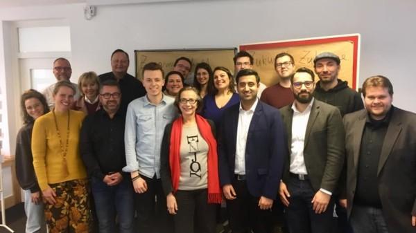 Vorstand der SPD Hannover trifft sich, um Ideen für Hannover zu entwickeln