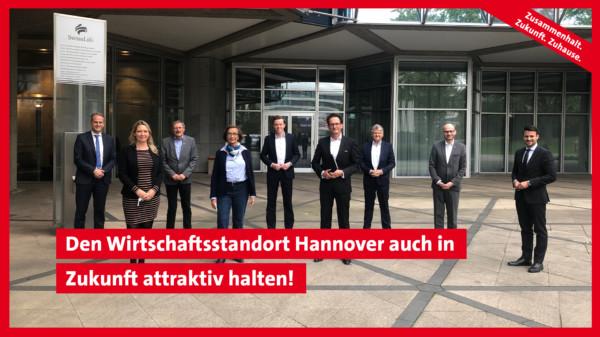 Wirtschaftsstandort Hannover
