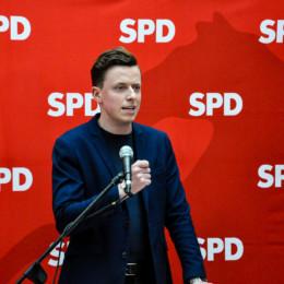 Vorsitzender der SPD Hannover, Adis Ahmetovic